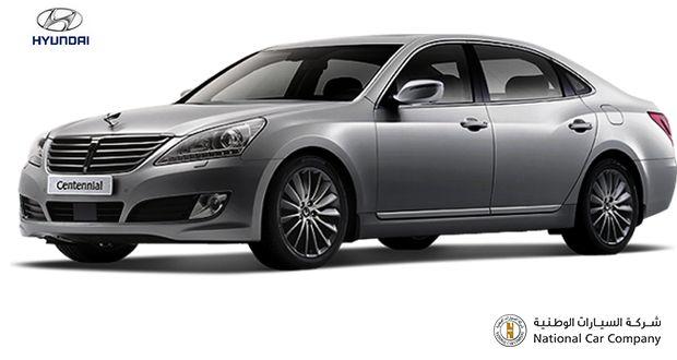 An Elite car for an elite performer. Luxury, in a class of its own. #HyundaiCentennial #HyundaiQatar