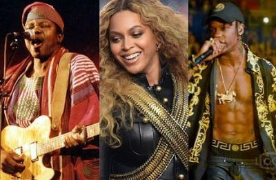 King Sunny Ade Beyonce Travis Scot to perform at 2017 Coachella Festival in America
