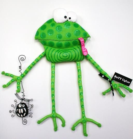 FroG NameD RESERVED RESERVED for Jill by buttuglee on Etsy