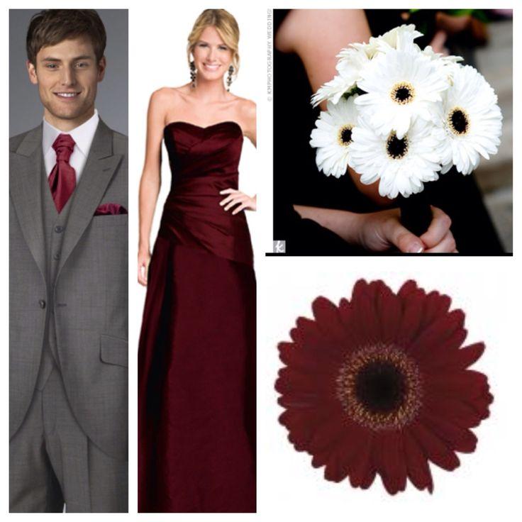 644 Best Burgundy Wedding Images On Pinterest