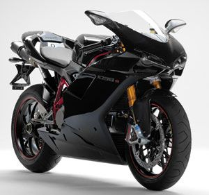 On The Want List The Ducati 1098S