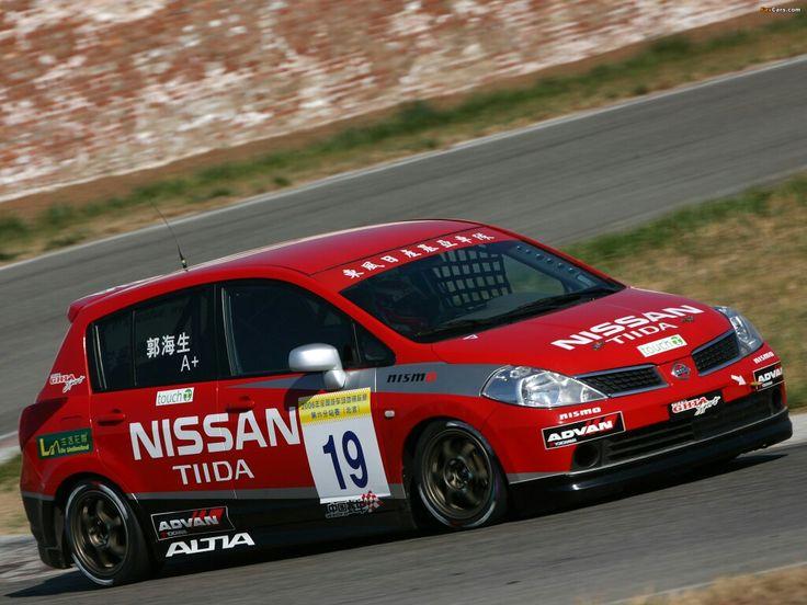 Nissan Tiida China Circuit Championship Race Car (C11) 2006 photos (2048x1536)