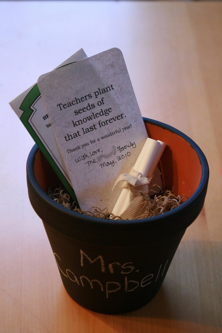 Frills Fluff and Trucks: End of Year Teacher Gift