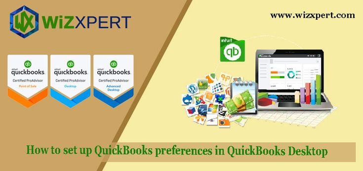 With the help of QuickBooks preferences, you can customize company reports in QuickBooks to fit your personal style and business needs.