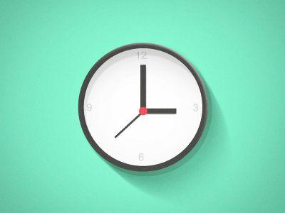 clock by Alex Mercado