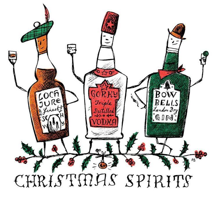 Weihnachtsgeister – Wikipedia