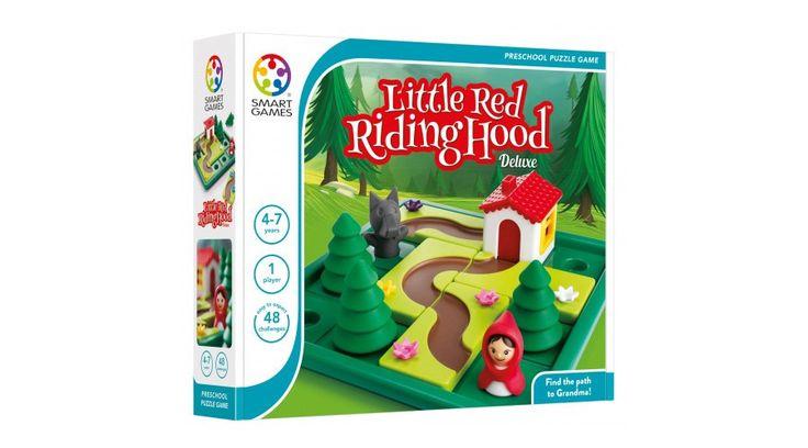 Piroska és a farkas - LÁNY játékok - Fejlesztő játékok az Okosodjvelünk webáruházban
