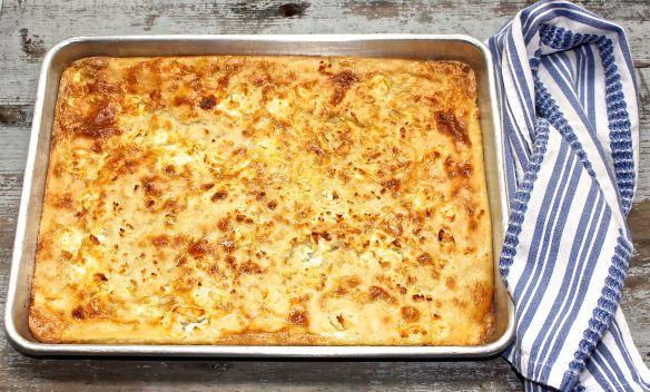 Πανεύκολη+Αλευρόπιτα+με+τυρί+φέτα,+της+στιγμής