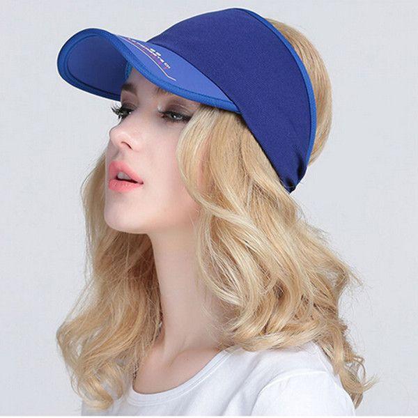 Summer Quick Dry Folding Wide Brim Sun Hat Anti Uv Face Sun ... 0de0041f26