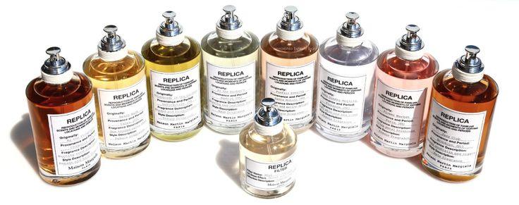 Maison Margiela · Replica Fragrances & Blur Filter