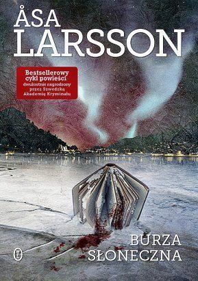 Burza słoneczna - Asa Larsson