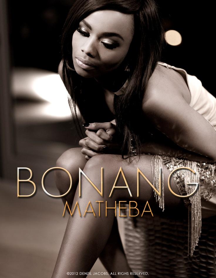 Bonang Matheba (by Denzil Jacobs)