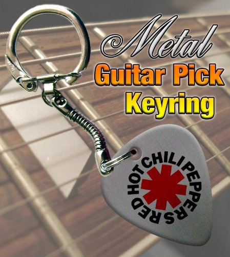 Red Hot Chili Peppers Key Ring