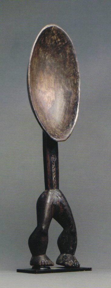 Dan stam (Ivoorkust) - Rituele lepel (voor 1960) | Pace Primitive and Ancient Art (New York)