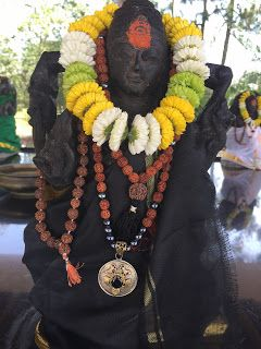 Navagraha Shani Temple Fort Myers, Florida: Shani dev I bow to you