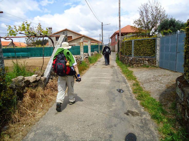 Tivo, Pontevedra, Camino Portugués