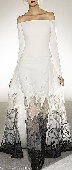 Georges Chakra Couture F / W 2013