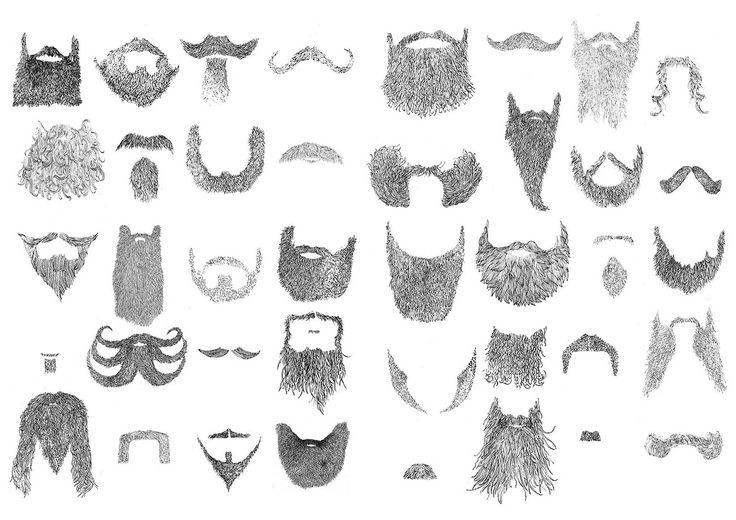 Robert Taylor, Dictionary of Beards,  2010