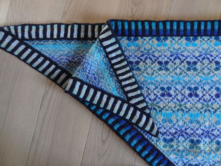 240 best tricots fair isle fair isle knitting images on Pinterest ...
