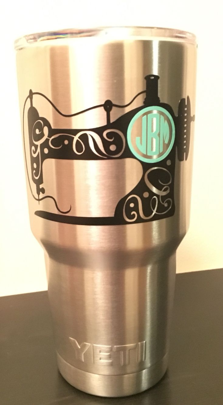 Best Cute Vinyl Images On Pinterest Vinyl Decals Yeti Cup - Custom vinyl stickers for cups