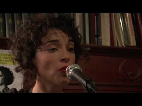 """Laughing With A Mouth Of Blood"" // by St. Vincent // an excellent song; Annie Clark really knows what she's doing"