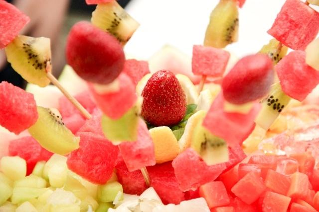 Fruity Candy Satay