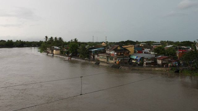 FROM CITY TO ISLAND CITY? Naga City in Camarines Sur sits beside rivers that could overflow during storms and turn the inland city into an island. Photo from the Naga Smiles to the World Facebook page