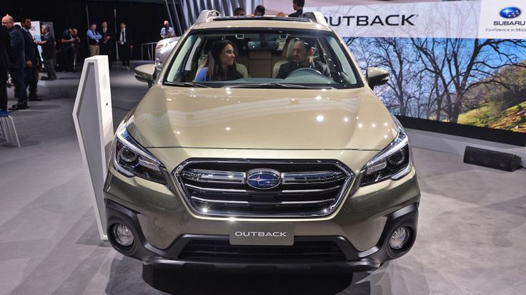 2019 Subaru Outback Specification And Price – The prior model involved with Subaru Outback was revealed in 2014, and today it is not shocking that the company operates difficult to prepare th…