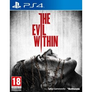 The Evil Within PS4 - #promotion @ Auchan France