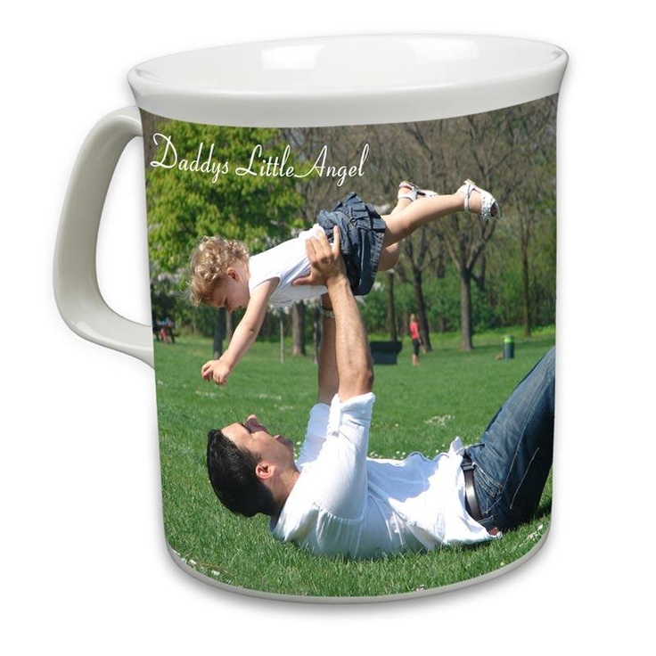 Custom printed bone china mugs from £13.99