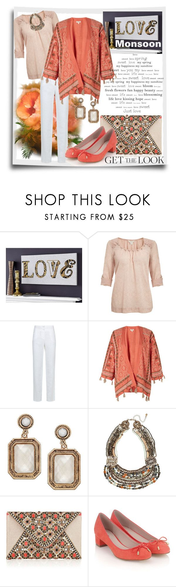 """""""Monsoon fashion"""" by fantasiegirl ❤ liked on Polyvore featuring Monsoon"""