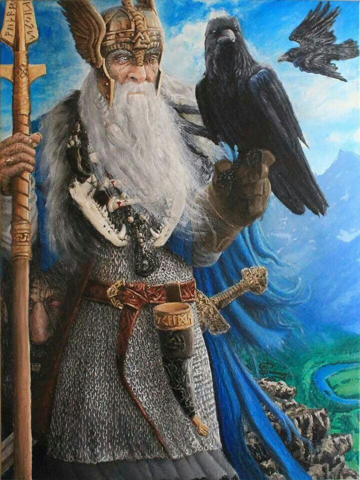 Great Hall Of Odin