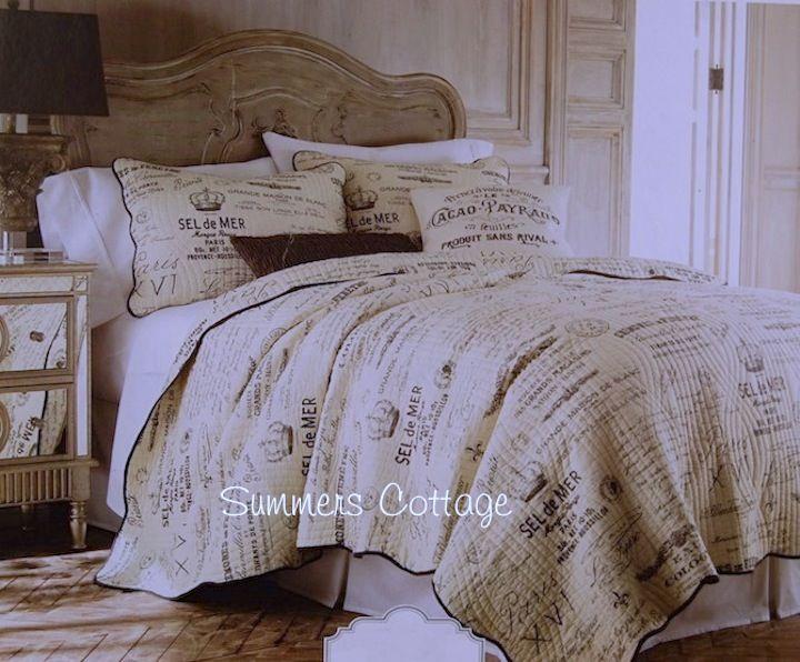 186 best Home: Bedroom: Linens {quilts, comforters & matching ... : vintage bed quilts - Adamdwight.com