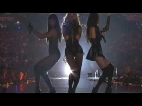 Beyonce / Destiny Child preforming Superbowl Halftime Show (CBS)  COPYRIGHTS BELONG TO CBS AND THE NFL