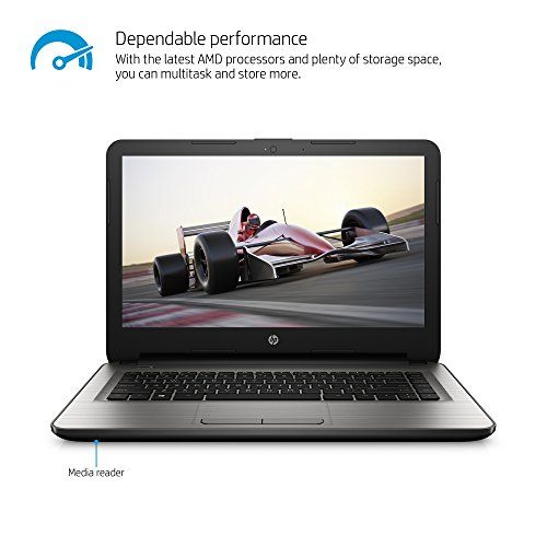 HP 14-an013nr 14-Inch Notebook (AMD E2-7110 QC, 4GB RAM, 32 GB eMMC Hard Drive, Windows 10 Home 64)   see more at  http://laptopscart.com/product/hp-14-an013nr-14-inch-notebook-amd-e2-7110-qc-4gb-ram-32-gb-emmc-hard-drive-windows-10-home-64/