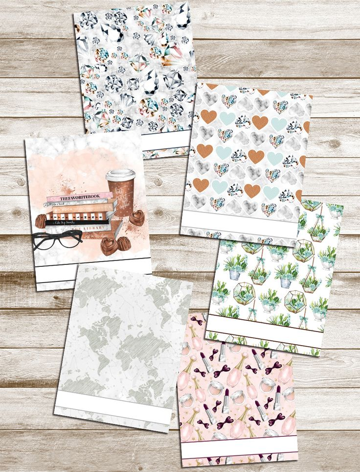 Planner cover freebies!