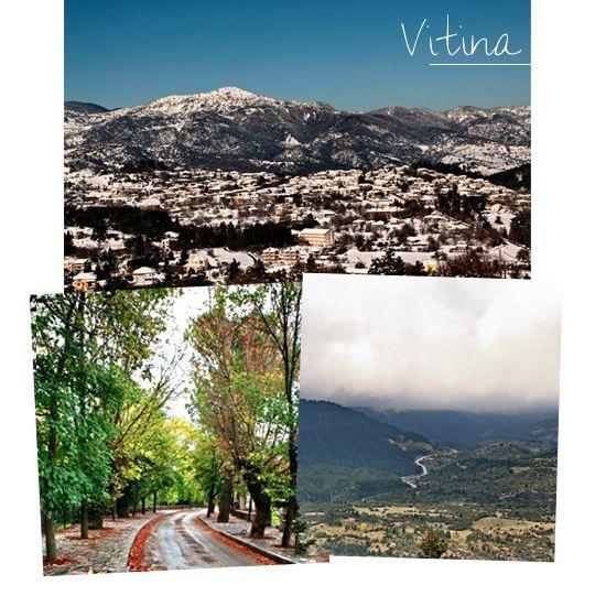 Vitina, Peloponnese, Greece