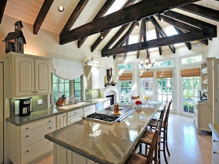 Best 25 Exposed Rafters Ideas On Pinterest Attic