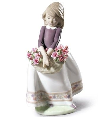 LLADRO - MAY FLOWERS (SPECIAL EDITION) (2015)