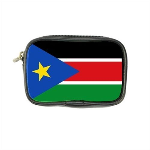 12.54$  Buy here - http://viosn.justgood.pw/vig/item.php?t=qdec80m0217 - South Sudan Flag Leather Coin Purse 12.54$