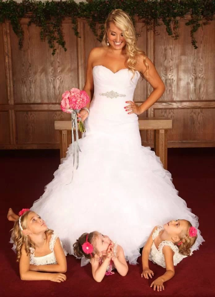 If I have nieces by the time I get married this will be them!