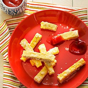10 tasty tofu recipes | Tofu Fries with Gingered Ketchup | Sunset.com