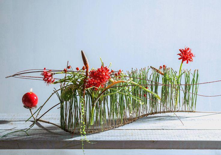Beautiful floral design by Gregor Lersch Floral Design!
