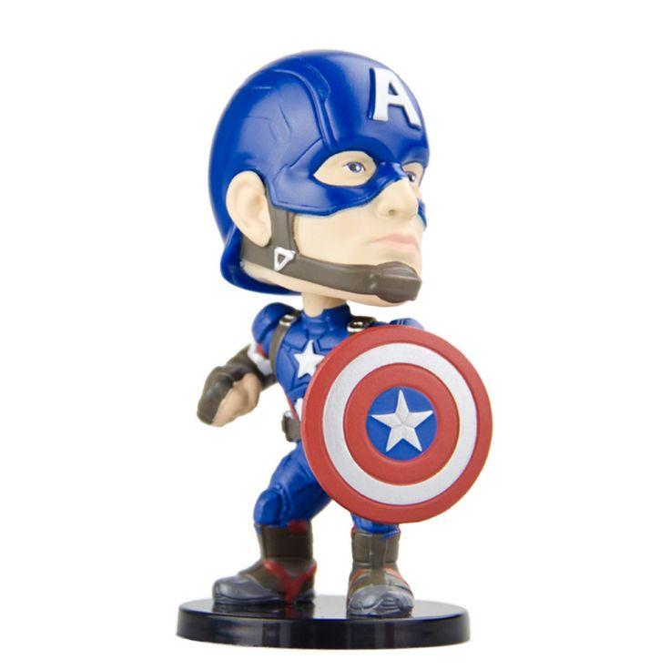 Only US$24.49, Funko POP Marvel Avengers 2 Movie Action Figure Set Iron Man - Tomtop.com