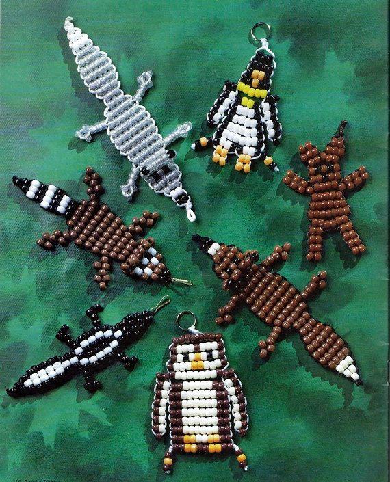 Original Beads: Beadie Babys Suzanne McNeill Design Originals Bördeln Buch