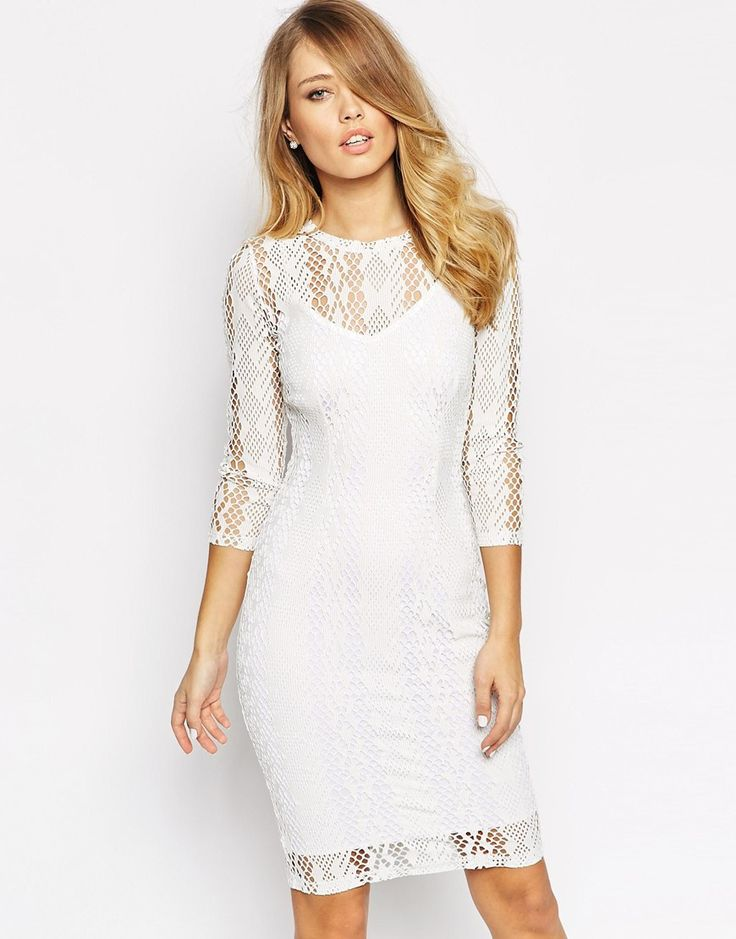 Body Frock - Lydia - Robe en dentelle