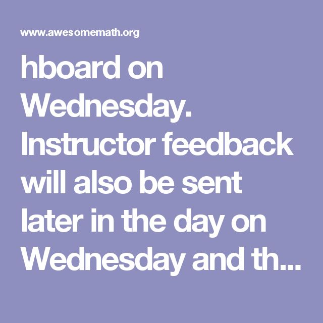 hboard on Wednesday. Instructor feedback will also be sent later in the day on Wednesday and the cycle can begin again. Students will have access to the online dashboard beginning January 2, 2017. Please familiarize yourself with the dashboard and review the detailed student expectations for participating in the course. Physics course materials will be made available for download beginning January 4, 2017.
