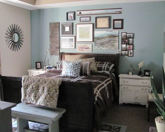 19 Best Images About Small Master Bedroom On Pinterest | Cute