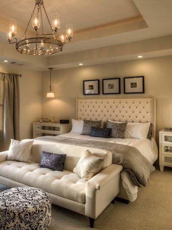 Beautiful Romantic Bedrooms: Beautiful Romantic Bedroom Ideas 2019