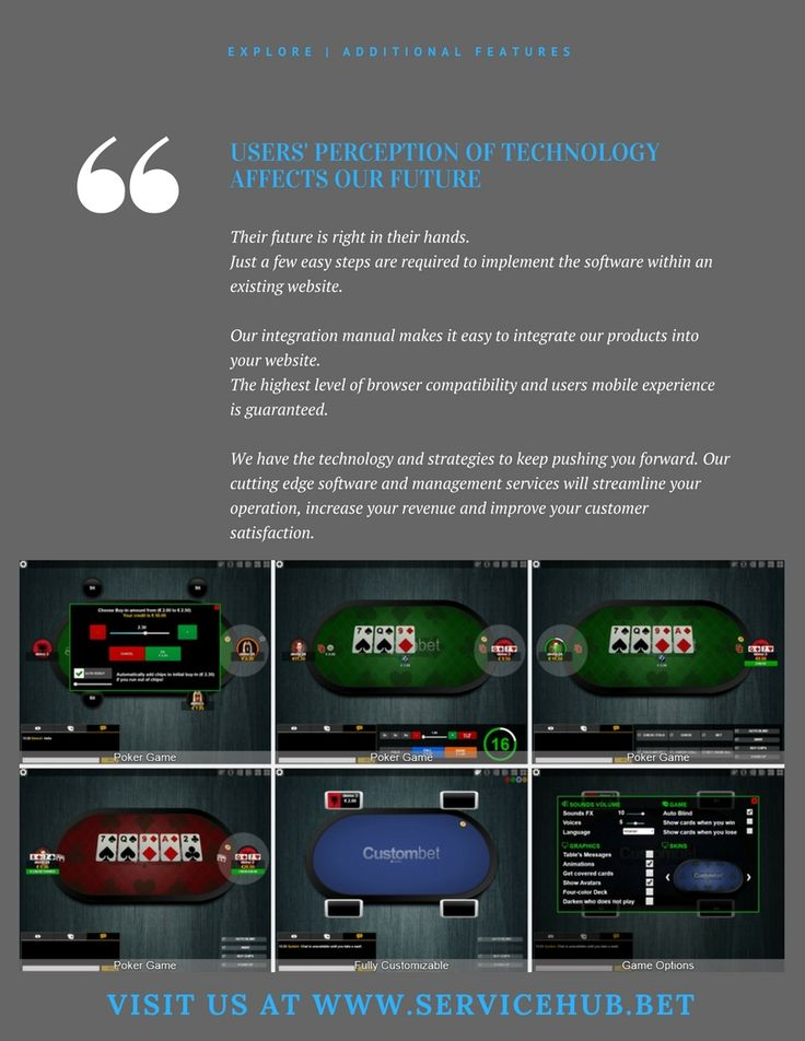 Service Hub's Poker is multichannel, multilingual and
